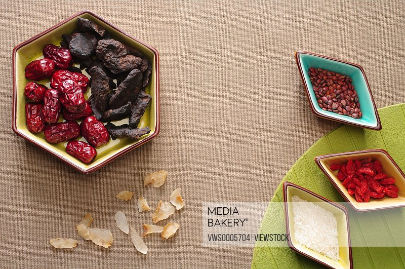 Different type of dry fruits