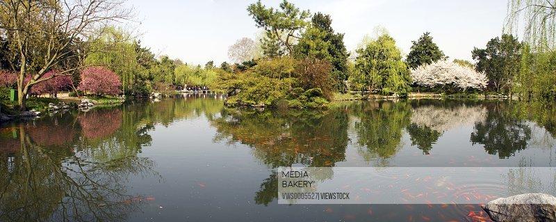 West lake Xihu Hangzhou Zhejiang China