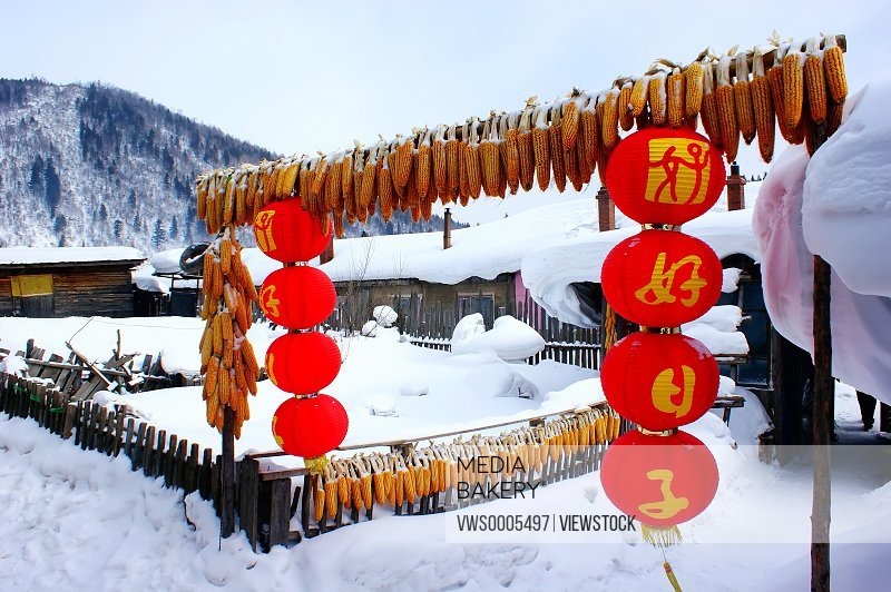 Travel Destinations Heilongjiang China