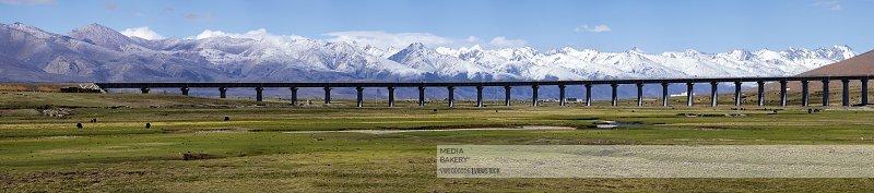 China Tibet Qingzang railway