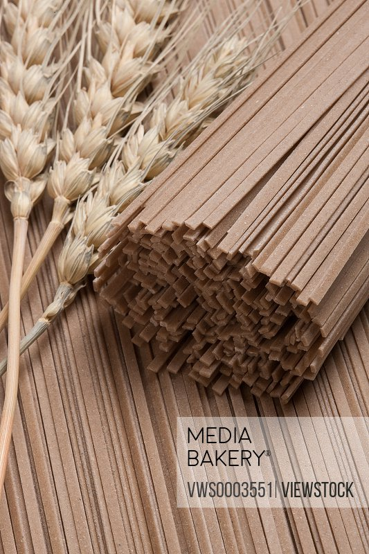 Vermicelli and wheat