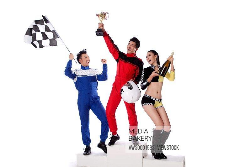 Race car drivers