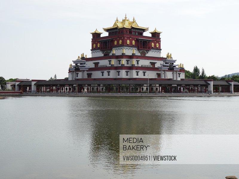 The Five Seal Mandala in Wuxi