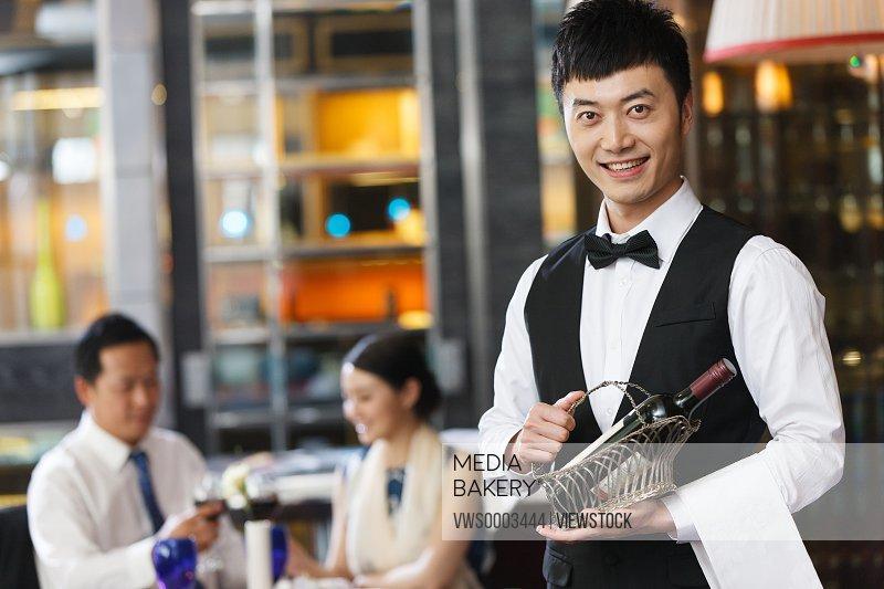 Restaurant service staff