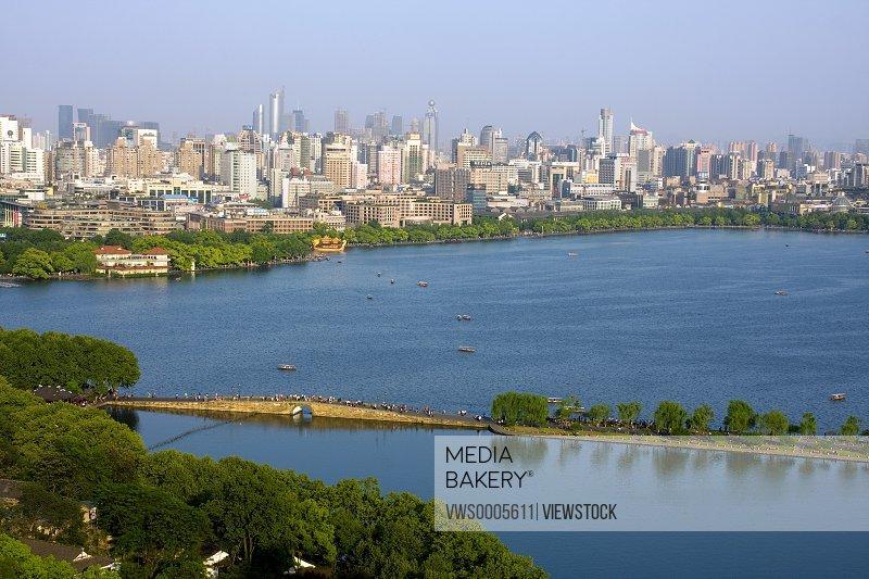 West Lake Hangzhou Zhejiang China