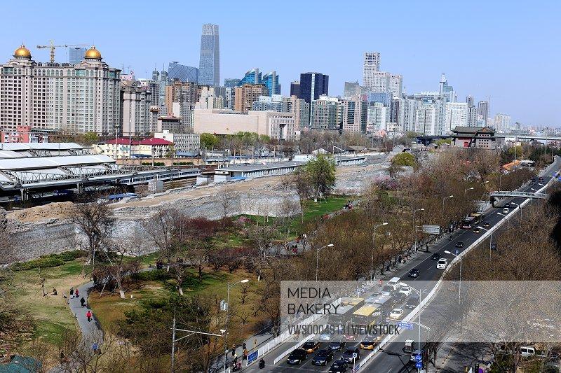 Ming City Wall Ruins Park