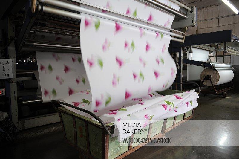 Textile factory Jiangsu China