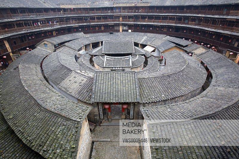 Hakka Roundhouse Fujian China