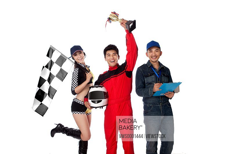 Race car drivers
