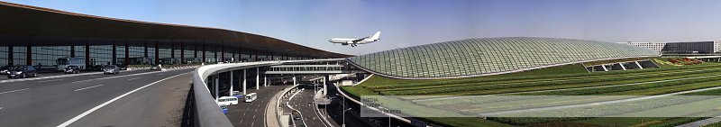 T3 BeiJing Capital International Airport China