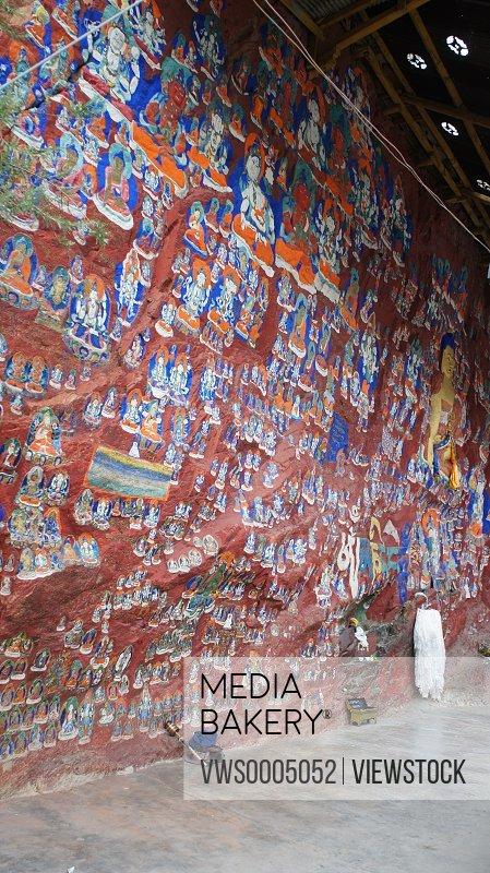 Tibet Lhasa Buddha
