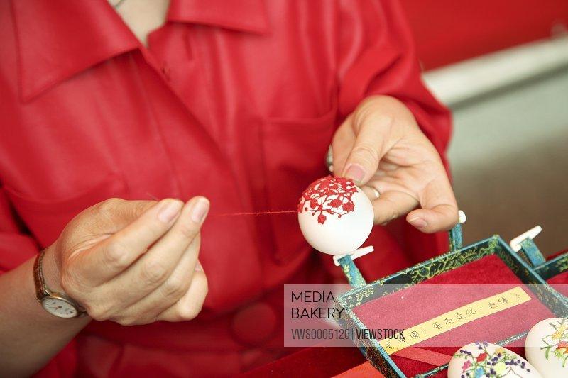 Embroidery China