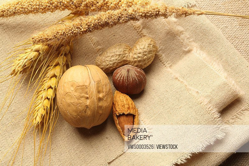 Wheats and nuts