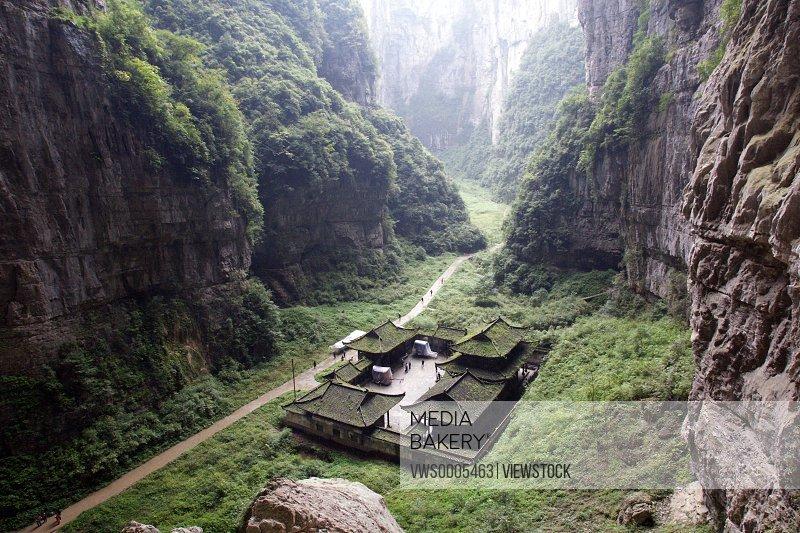 Landscape in Chongqing China