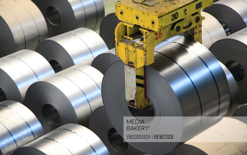 Product in steelworks