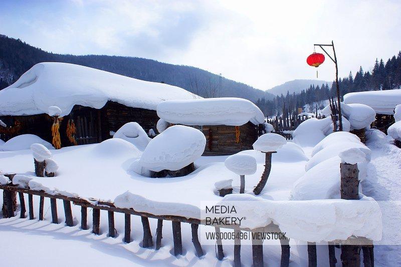 Travel Destinations Heilongjiang China