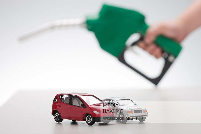 Model cars and fuel charging
