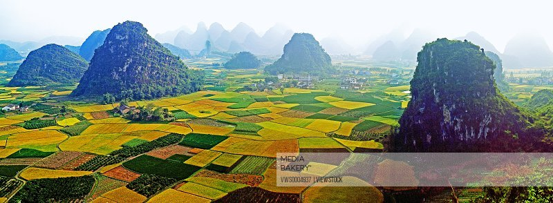 Rurality in Guilin