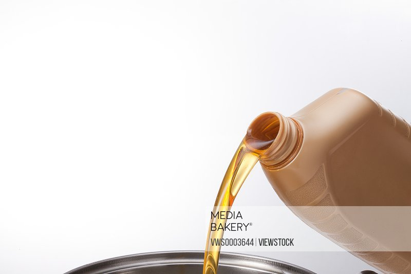 Pouled oil