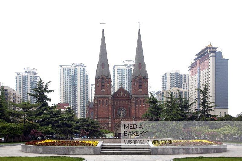 Church Shanghai China