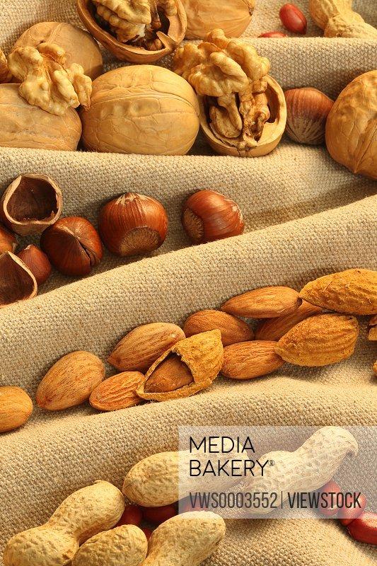 Still life nuts