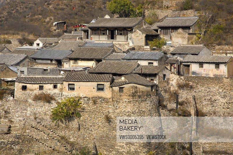 Village in Beijing China