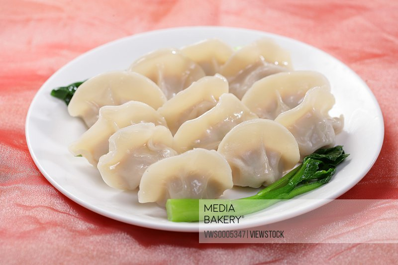 Chinese food still life