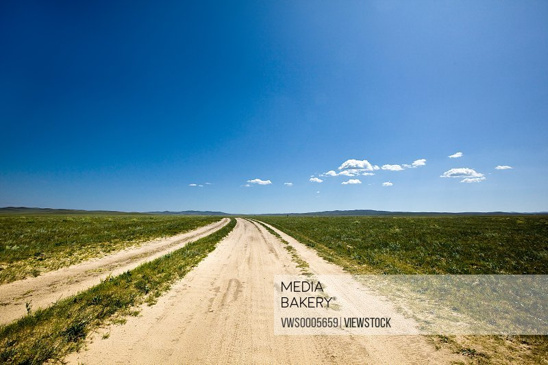 Grassland in Inner Mongolia