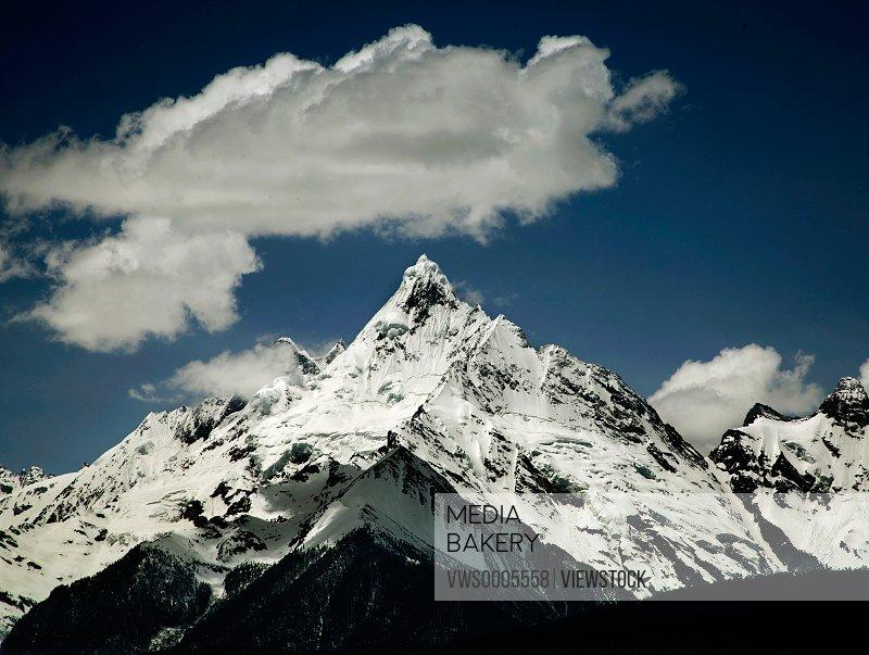 Yulong Snow Mountain Lijiang Yunnan China