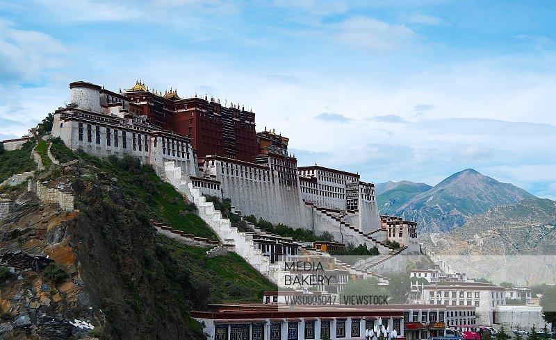 Tibet Potala Palace