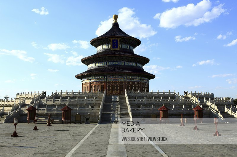 Temple of Heaven Beijing China