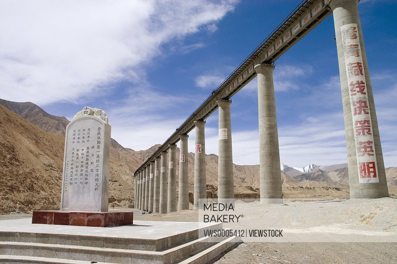 Qinghai-Tibet railway China
