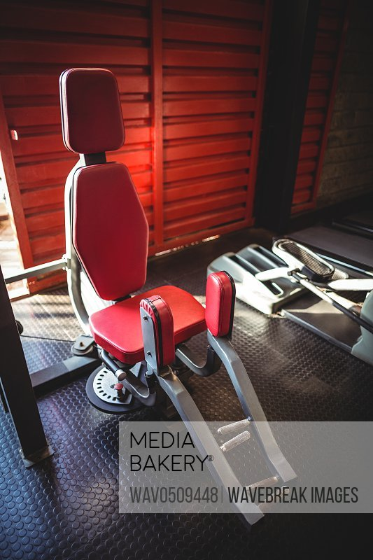 Fitness equipment for stretching in fitness studio