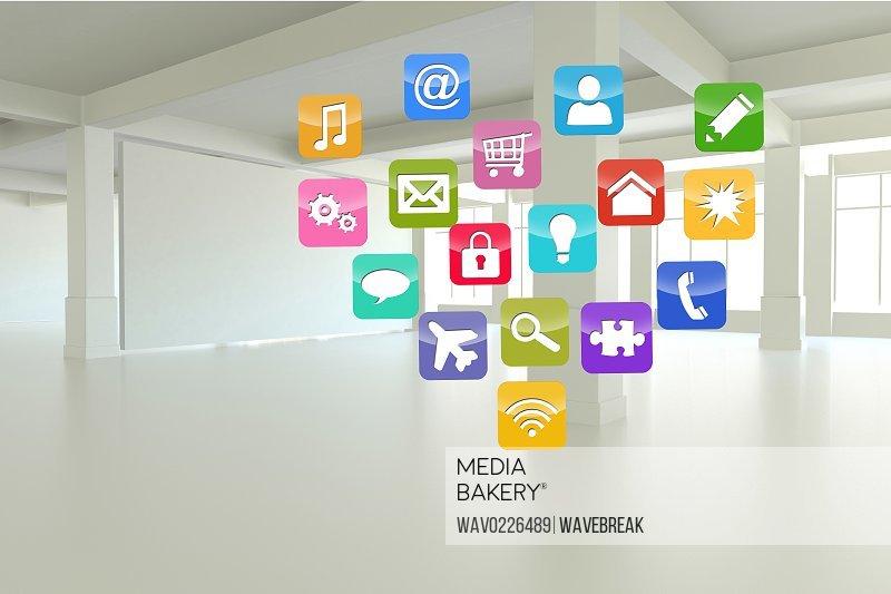 Computing application icons