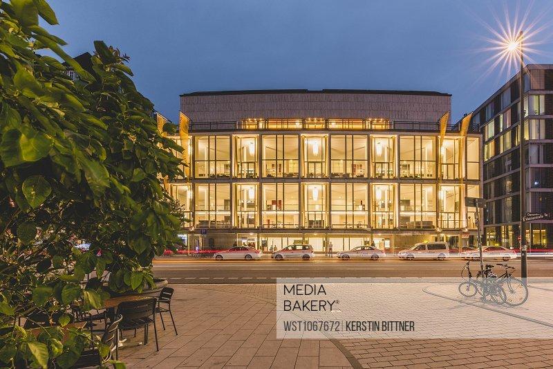 Germany, Hamburg, state opera