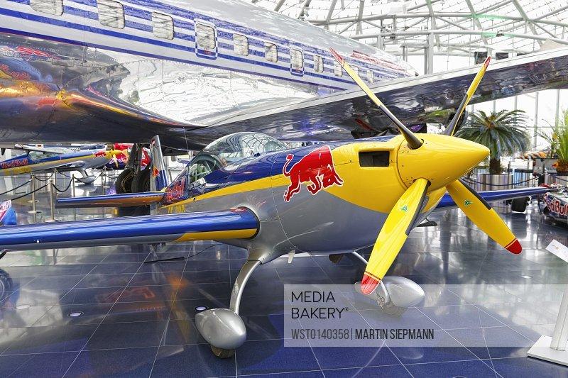 Austria, Salzburg, Aircraft museum