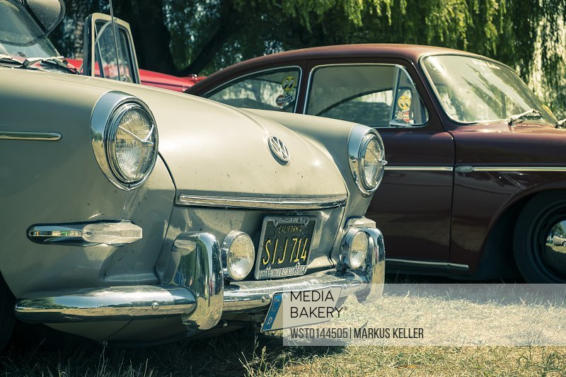Mediabakery Photo By Westend Germany Baden Wuerttemberg - Keller car show
